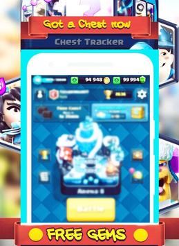 Gems Clash Royale Simulator apk screenshot