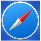 Saffari Browser - Fast & Privat icon