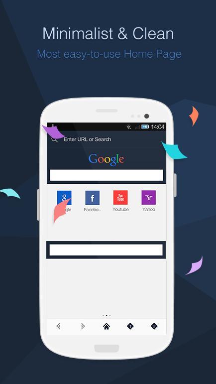 Saffari Browser - Fast & Privat poster