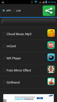 Apps Sharer poster