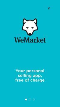 WeMarket poster