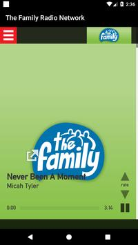 The Family Radio Network poster