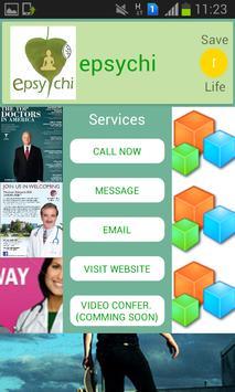 ePsychi apk screenshot