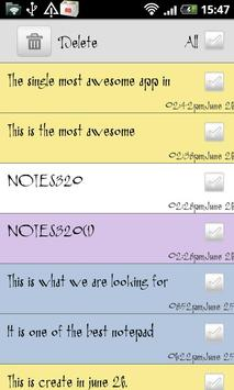 SE Notepad Pro screenshot 3