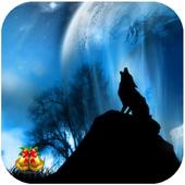 Wolf Wallpaper Ringtone icon