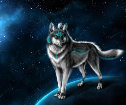 Wolf Wallpaper Ringtone apk screenshot