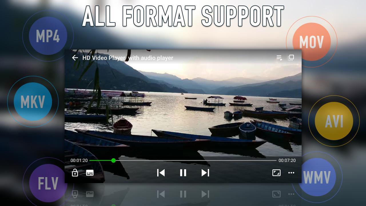 Pemutar Video Semua Format for Android - APK Download