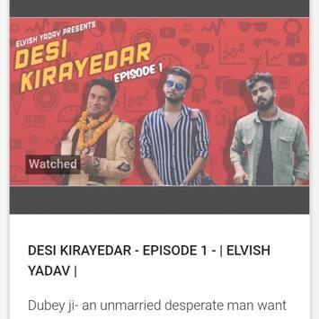 entertainment videos poster