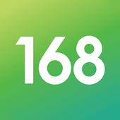 美国168-北美华人分类信息,招聘找工作,租房,168赶集 icon