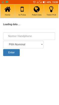 E-Smart Pulsa apk screenshot