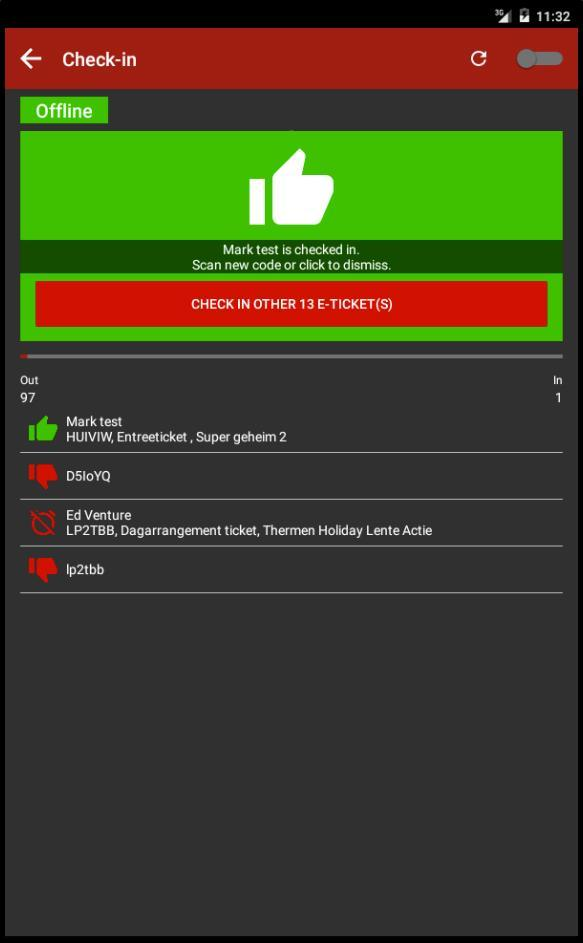 weScan by weTickets for Android - APK Download