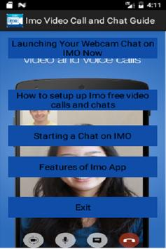 Free Imo Video Chat Guide screenshot 7