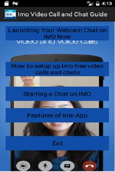 Free Imo Video Chat Guide screenshot 4
