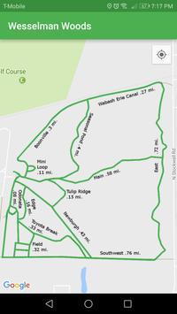 Wesselman Woods Nature Center apk screenshot