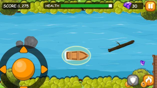 Danger River apk screenshot