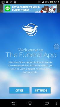 Funerals/Obits screenshot 7