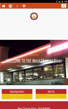 WestChesterDiner apk screenshot