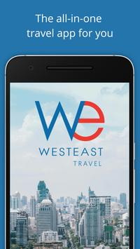 WestEast Travel poster
