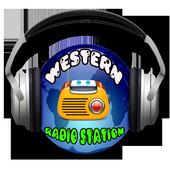 Western Radio Station icon