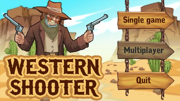 Western Shooter poster