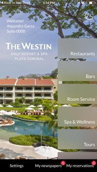 The Westin Playa Conchal poster