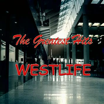 Westlife The Greatest Hits poster