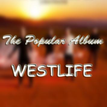 Westlife The Popular Album poster