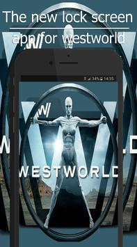 westworld lock wallpapers screenshot 3