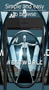 westworld lock wallpapers screenshot 4