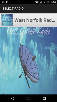 West Norfolk Radio OB App screenshot 1