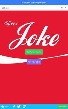 Random Joke Generator apk screenshot