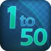 1to50 ikona