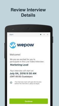 Wepow Live poster