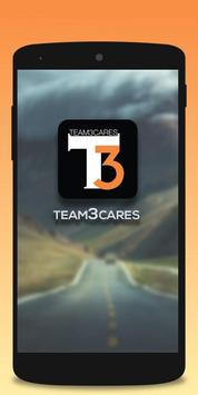 Team3Cares poster