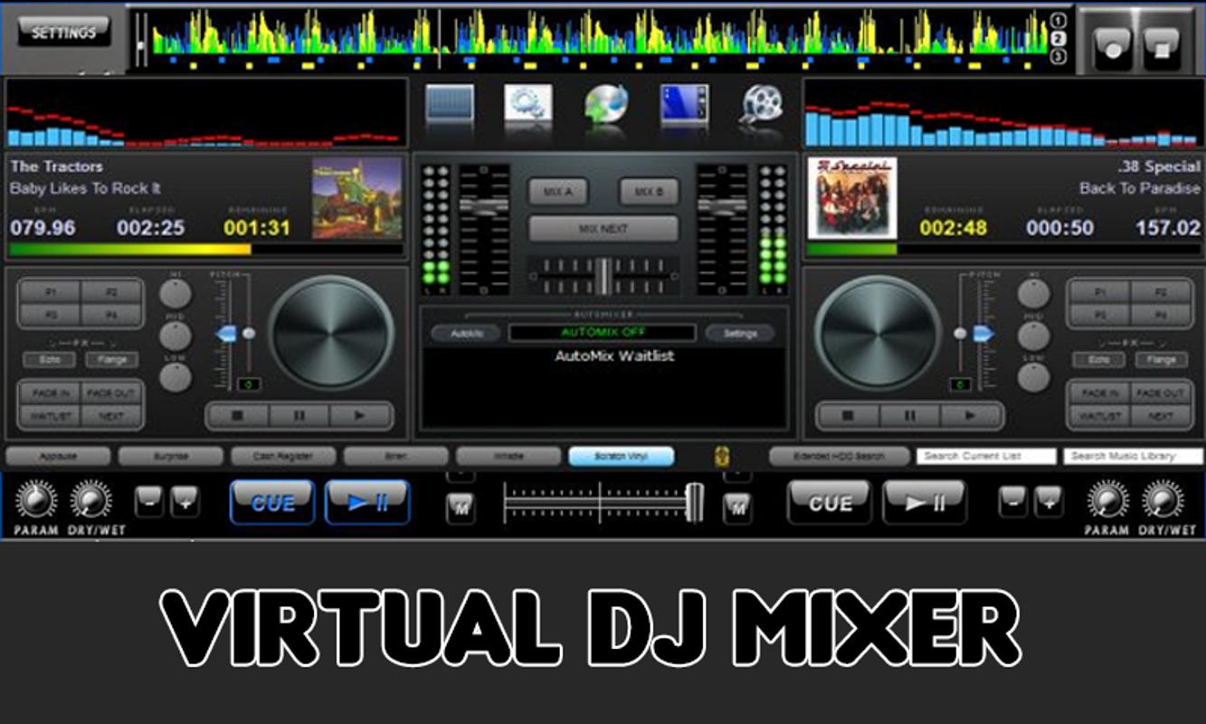 Virtual Dj Music Mixer For Android Apk Download