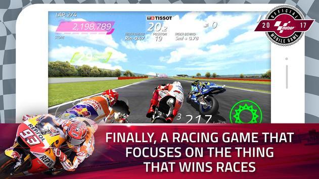 MotoGP Racing '17 Championship poster