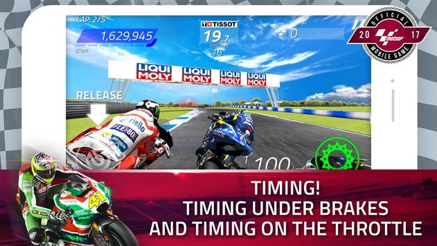 MotoGP Racing '17 Championship apk screenshot