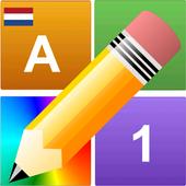 Letters Nummers Kleuren Gratis icon