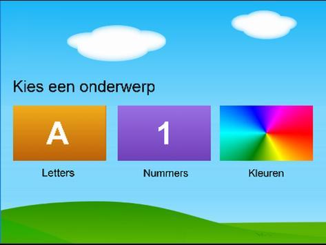 Letters Nummers Kleuren Gratis screenshot 10