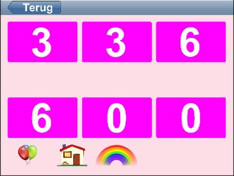 Letters Nummers Kleuren Gratis screenshot 12