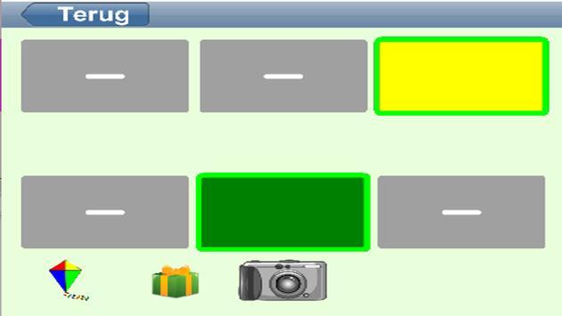 Letters Nummers Kleuren Gratis screenshot 3