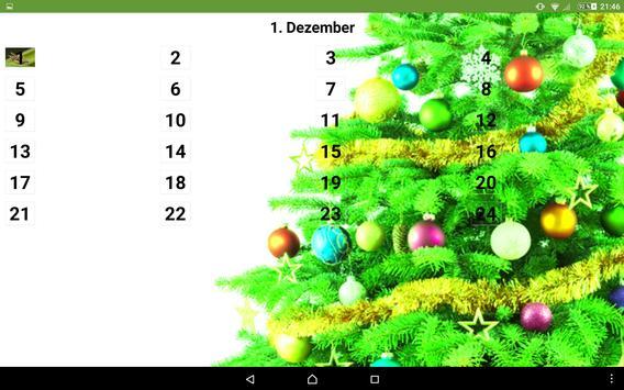 Advent Calendar apk screenshot
