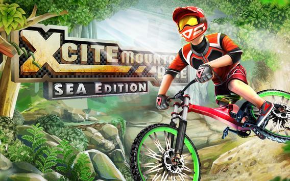Xcite Mountain Bike - Extreme Track SEA poster