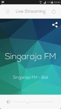 Singaraja FM Radio poster