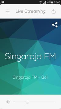Singaraja FM Radio apk screenshot