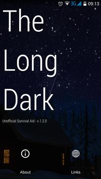Survival Aid for The Long Dark poster
