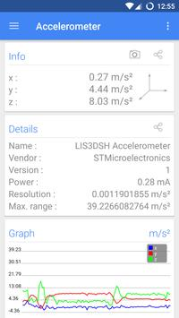 Sensors Multitool screenshot 1