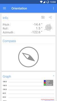 Sensors Multitool screenshot 3