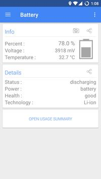 Sensors Multitool screenshot 4
