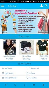 Online shop - by werhos screenshot 1